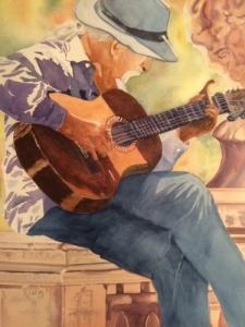 roz guitar